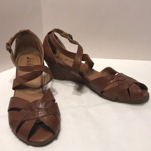 Biala Sandals wedge 8